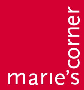 logo van Marie's corner, klik op de afbeelding om naar de website te gaan.